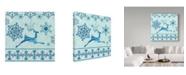 "Trademark Global Irina Trzaskos Studio 'Winter I' Canvas Art - 35"" x 35"" x 2"""