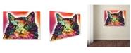 "Trademark Global Dean Russo 'Ragamuffin' Canvas Art - 19"" x 14"" x 2"""