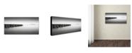 "Trademark Global Dave MacVicar 'Alcatraz' Canvas Art - 32"" x 16"" x 2"""