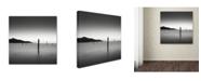 "Trademark Global Dave MacVicar 'The Pacific' Canvas Art - 35"" x 35"" x 2"""