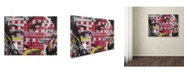 "Trademark Global Dan Monteavaro 'If You Can' Canvas Art - 32"" x 24"" x 2"""