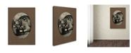 "Trademark Global J Hovenstine Studios 'Mice Series #3' Canvas Art - 19"" x 14"" x 2"""