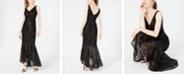 Calvin Klein Embellished Mermaid Gown