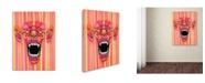 "Trademark Global Ric Stultz 'Scream Thru The Spectrum' Canvas Art - 24"" x 18"" x 2"""