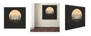 "Trademark Global Tammy Kushnir 'Welcomed Guest' Canvas Art - 24"" x 24"" x 2"""