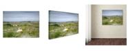 "Trademark Global William Merritt Chase 'Shinnecock Long Island' Canvas Art - 32"" x 24"" x 2"""