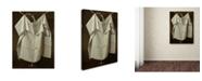 "Trademark Global Raphaelle Peale 'Venus Rising From The Sea A Deception' Canvas Art - 24"" x 18"" x 2"""