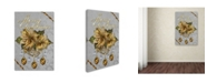 "Trademark Global Jean Plout 'Celebrate The Season' Canvas Art - 19"" x 12"" x 2"""