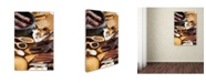 """Trademark Global Robert Harding Picture Library 'Cutting Boards' Canvas Art - 24"""" x 16"""" x 2"""""""