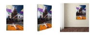 """Trademark Global Robert Harding Picture Library 'Colorful Cross' Canvas Art - 47"""" x 30"""" x 2"""""""