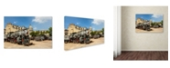 """Trademark Global Robert Harding Picture Library 'Trains' Canvas Art - 47"""" x 30"""" x 2"""""""
