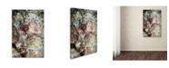"Trademark Global Robert Harding Picture Library 'Underwater' Canvas Art - 24"" x 16"" x 2"""