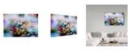 "Trademark Global RUNA 'Coral Reef 3' Canvas Art - 32"" x 22"" x 2"""