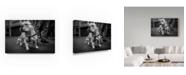 "Trademark Global Moises Levy 'Europa' Canvas Art - 19"" x 12"" x 2"""