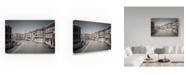 """Trademark Global Moises Levy 'Venice' Canvas Art - 32"""" x 22"""" x 2"""""""