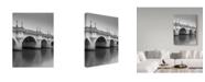 "Trademark Global Moises Levy 'Siena' Canvas Art - 32"" x 24"" x 2"""