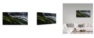 "Trademark Global Vito Guarino 'Albula Pass Switzerland' Canvas Art - 47"" x 2"" x 24"""