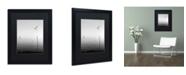 """Trademark Global Moises Levy 'Flying' Matted Framed Art - 16"""" x 20"""" x 0.5"""""""
