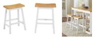 Progressive Furniture Christy Counter Stools - Set of 2