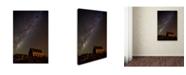 "Trademark Global Yan Zhang 'Church Of The Good Shepherd' Canvas Art - 47"" x 30"" x 2"""