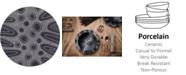 Villeroy & Boch Manufacture Rock Desert Art Pizza/Buffet Plate