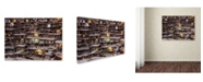 "Trademark Global Mohammadreza Momeni 'The Wedding Night' Canvas Art - 19"" x 14"" x 2"""