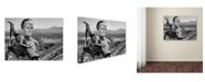 "Trademark Global Izidor Gasperlin 'Old Warrior' Canvas Art - 32"" x 24"" x 2"""