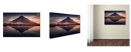 "Trademark Global Stefan Mitterwallner 'Revelations' Canvas Art - 32"" x 22"" x 2"""