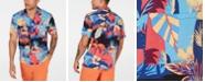 American Rag Men's Tropical Dual Pocket Shirt, Created for Macy's