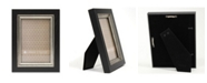 """Lawrence Frames Black with Burnished Silver Inner - 4"""" x 6"""""""
