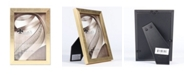 """Lawrence Frames Chloe Contemporary Gold Picture Frame - 4"""" x 6"""""""