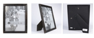 """Lawrence Frames Charlotte Weathered Black Wood Picture Frame - 8"""" x 10"""""""