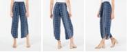 American Rag Juniors' Printed Soft Pants, Created for Macy's