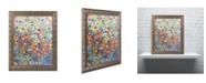"Trademark Global Sylvie Demers 'First Love' Ornate Framed Art - 14"" x 11"" x 0.5"""