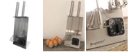 """BergHoff 16.5"""" 18/10 Stainless Steel Whisk And Timer Set"""