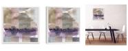Artissimo Designs Cubic Printed Canvas Artwork