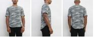 COIN 1804 Men's Ultra Soft Lightweight Camo T-Shirt