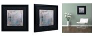 "Trademark Global Nicole Dietz 'Framed Out' Matted Framed Art - 16"" x 16"""