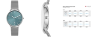 Skagen Men's Grenen Stainless Steel Mesh Bracelet Watch 38mm