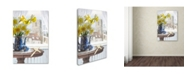 "Trademark Global The Macneil Studio 'Palm Sunday' Canvas Art - 12"" x 19"""