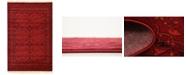 Bridgeport Home Vivaan Viv1 Red 6' x 9' Area Rug