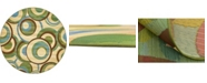 Bridgeport Home Pashio Pas1 Beige 8' x 8' Round Area Rug