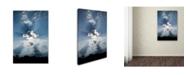 "Trademark Global Kurt Shaffer 'Heavenly' Canvas Art - 16"" x 24"""
