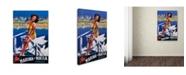 "Trademark Global Lantern Press 'People 10' Canvas Art - 16"" x 24"""