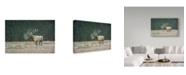 "Trademark Global Ron Parker 'Early Snowfall' Canvas Art - 16"" x 24"""