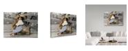 "Trademark Global Sharon Forbes 'Going My Way' Canvas Art - 18"" x 24"""
