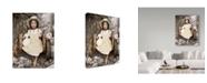 "Trademark Global Sharon Forbes 'Ducky Days' Canvas Art - 18"" x 24"""