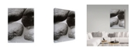 """Trademark Global Peter McClure 'Vintage Black and White Photo 9' Canvas Art - 18"""" x 24"""""""