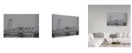 "Trademark Global Ian Tornquist 'Livingston Avenue Bridge' Canvas Art - 24"" x 16"""