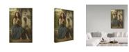 "Trademark Global Howard Lyon 'Living Water' Canvas Art - 22"" x 32"""